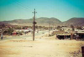 Opuwo town